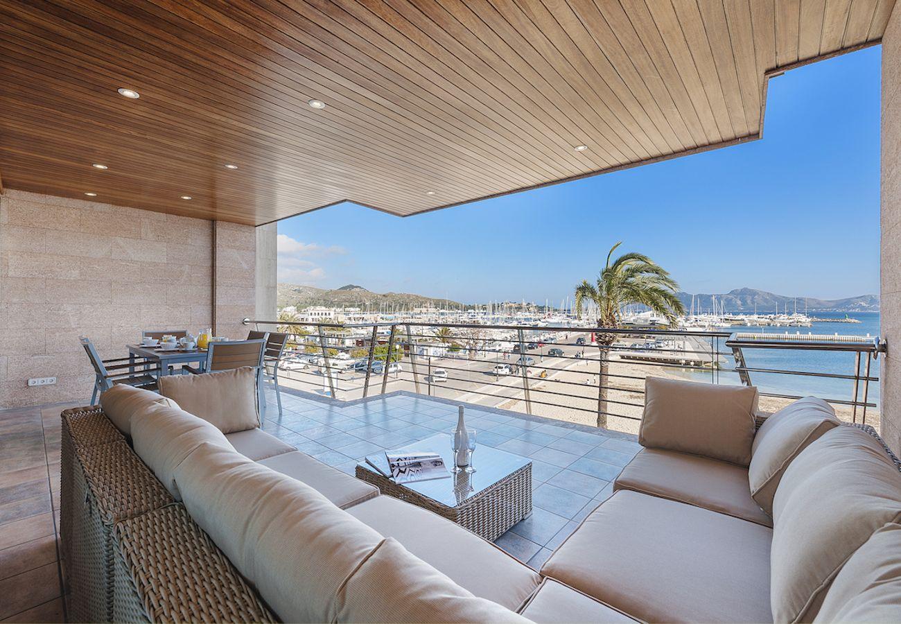 Apartamento en Port de Pollença - Vistamar II