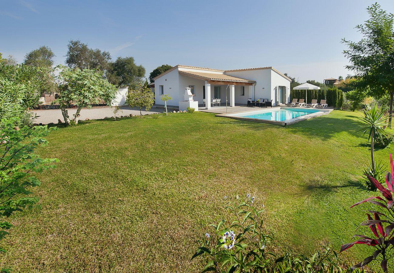 Villa en Pollensa - Can Verger Almadrava