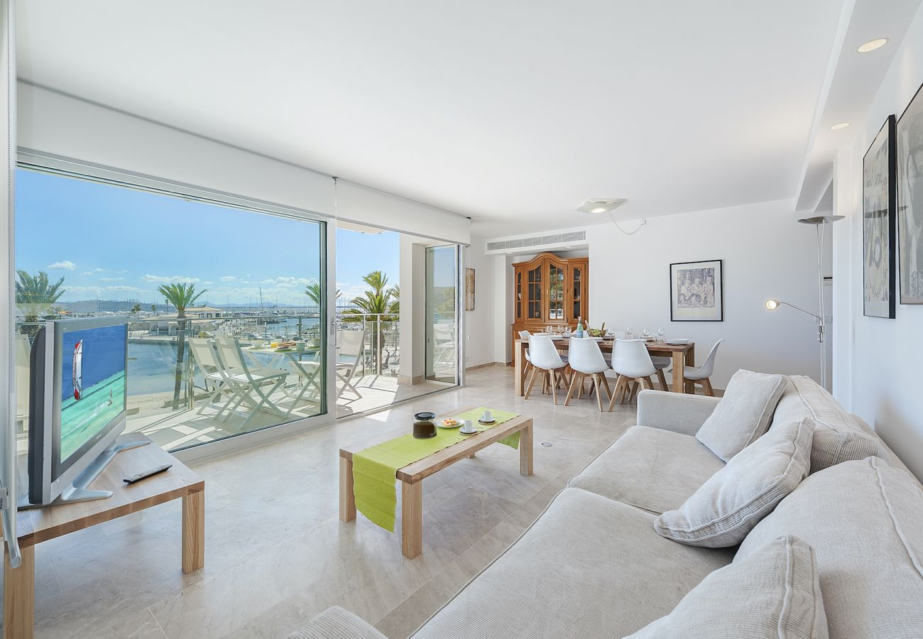 Apartamento en Port de Pollença - Casinet