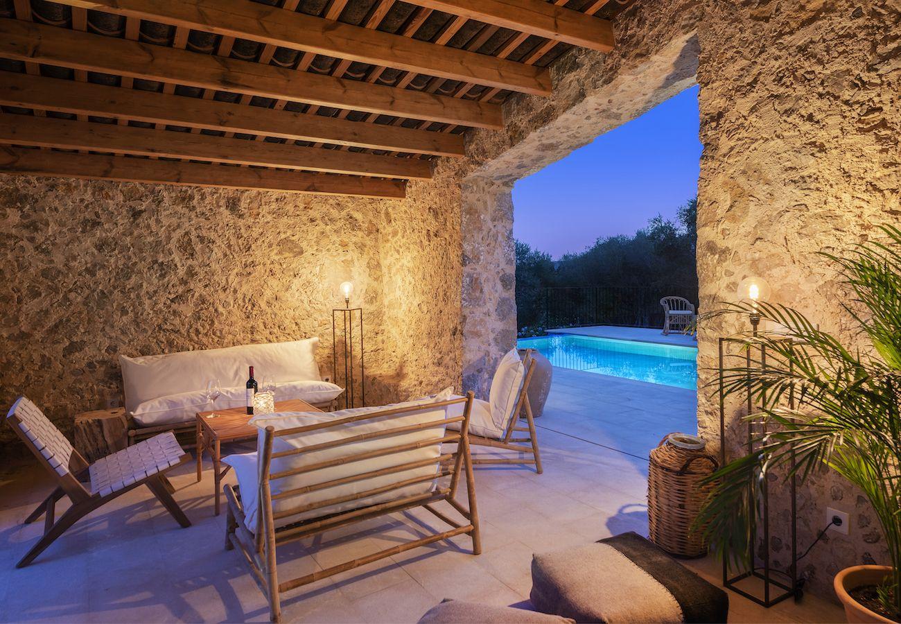 Villa en Puerto Pollensa - Can Suau Petit