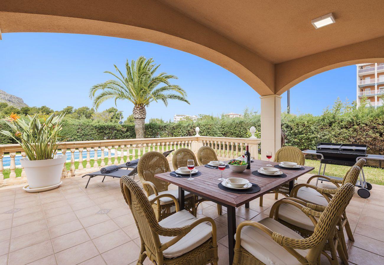 Villa en Alcúdia - Lago