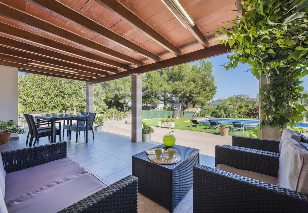 Villa en Alcúdia - Es Puis Xacons