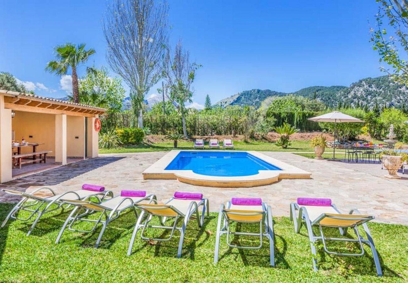 Villa en Pollensa - Chincho I