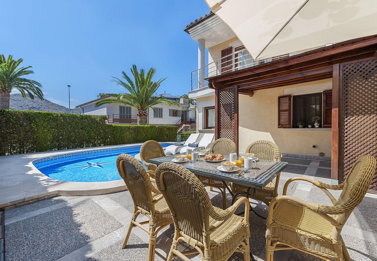 Villa en Alcúdia - Villa Northern Star