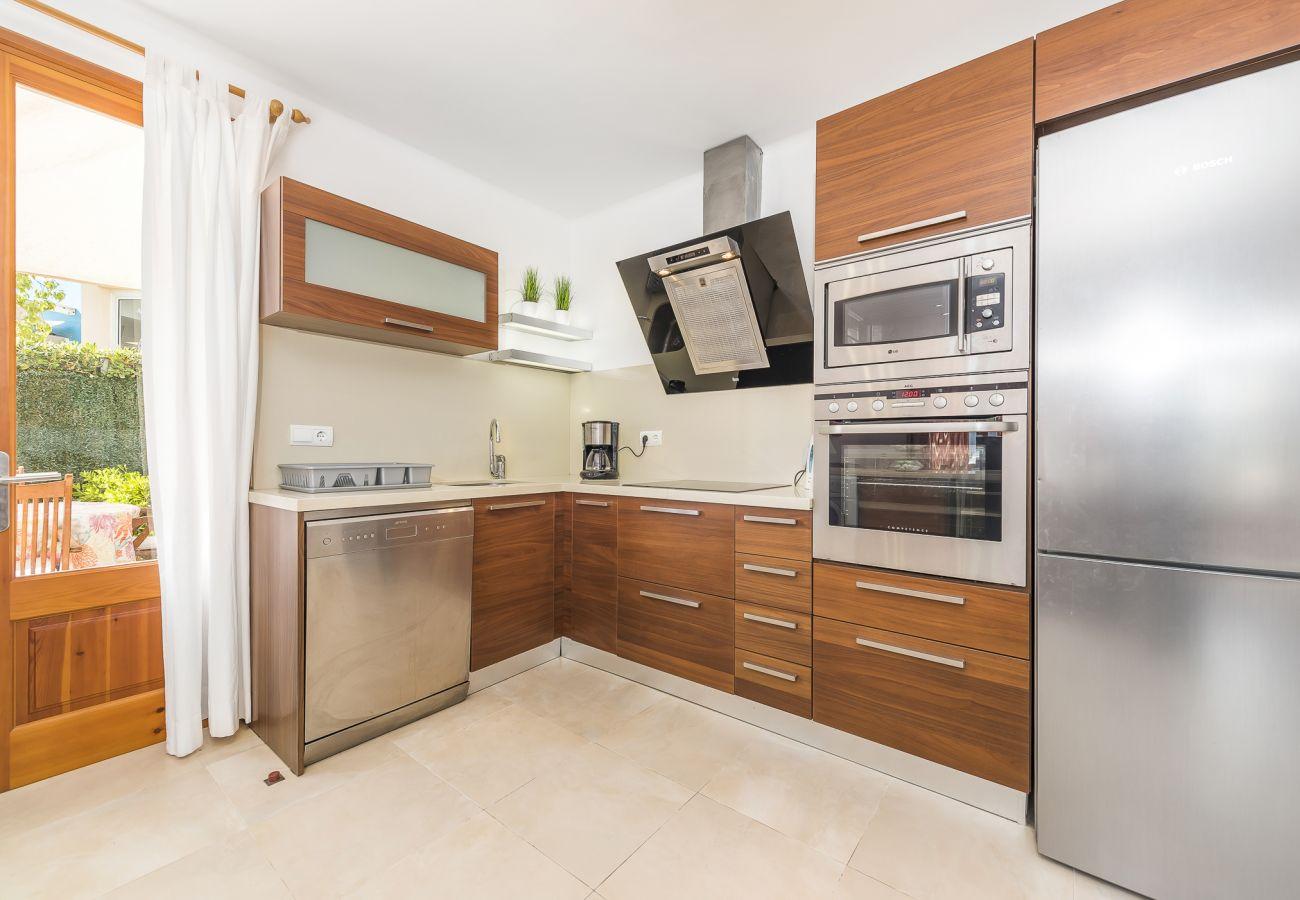 Apartamento en Port de Pollença - Apartment Gorrio