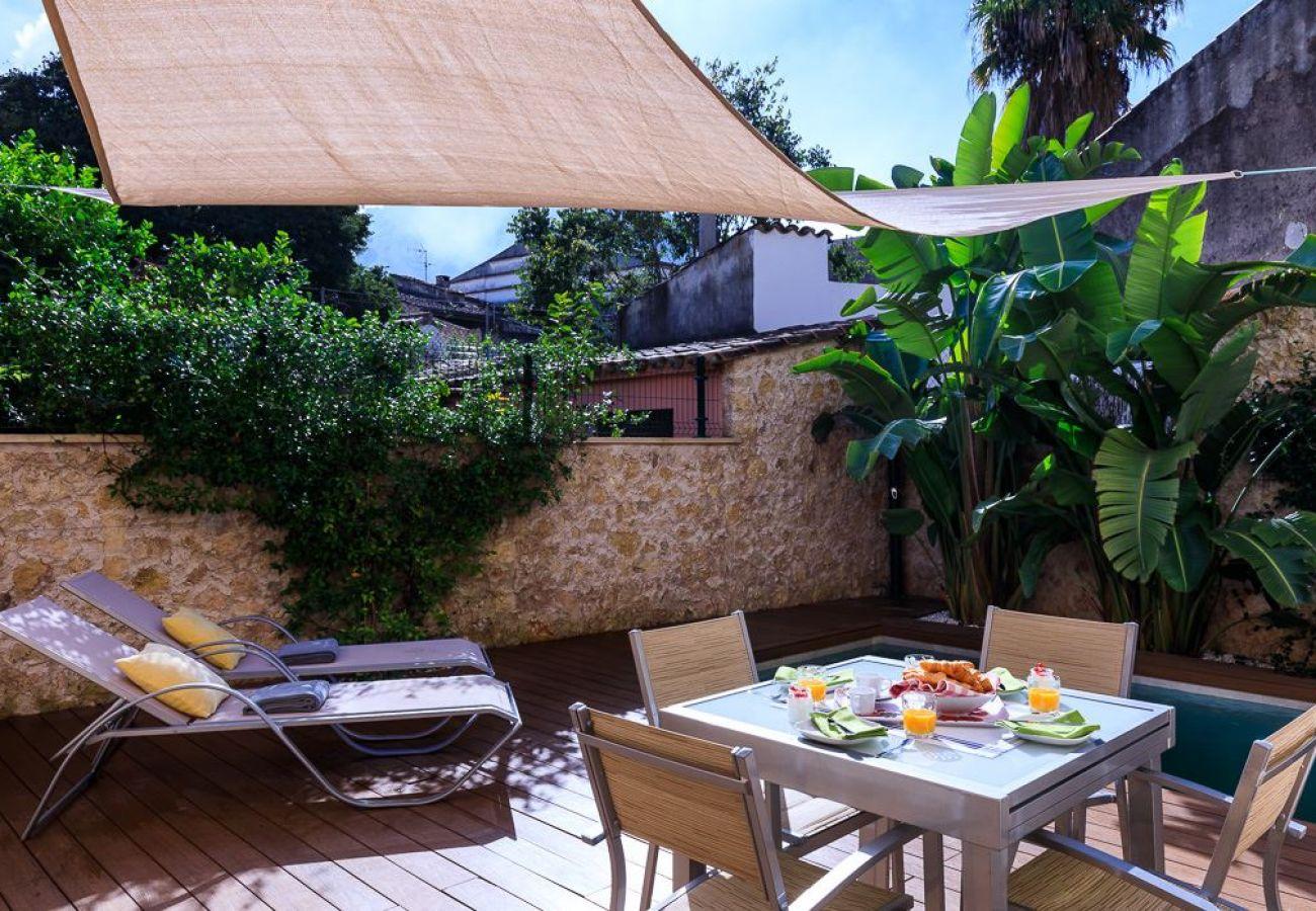 Casa adosada en Pollensa - Townhouse Margarita