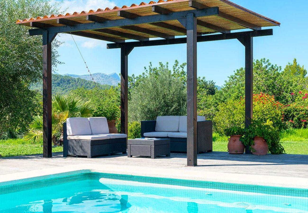 Villa en Alcúdia - Villa S'arieta