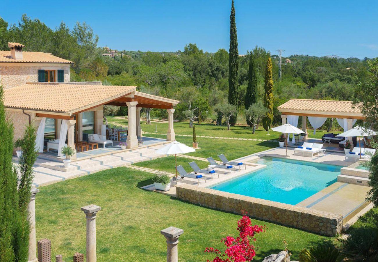Villa en Pollensa - Villa Golf Marina
