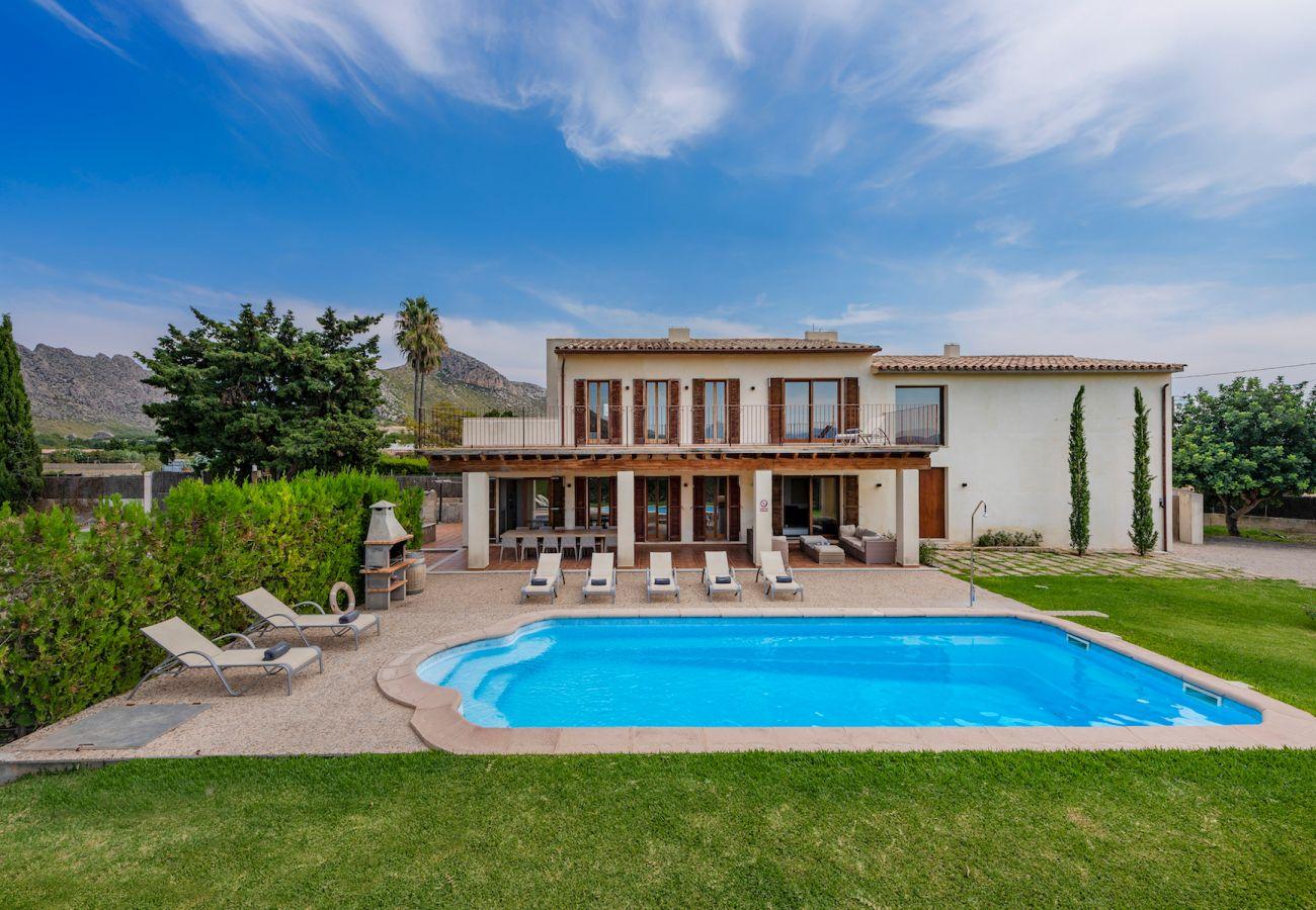 Villa en Port de Pollença - Can Dala