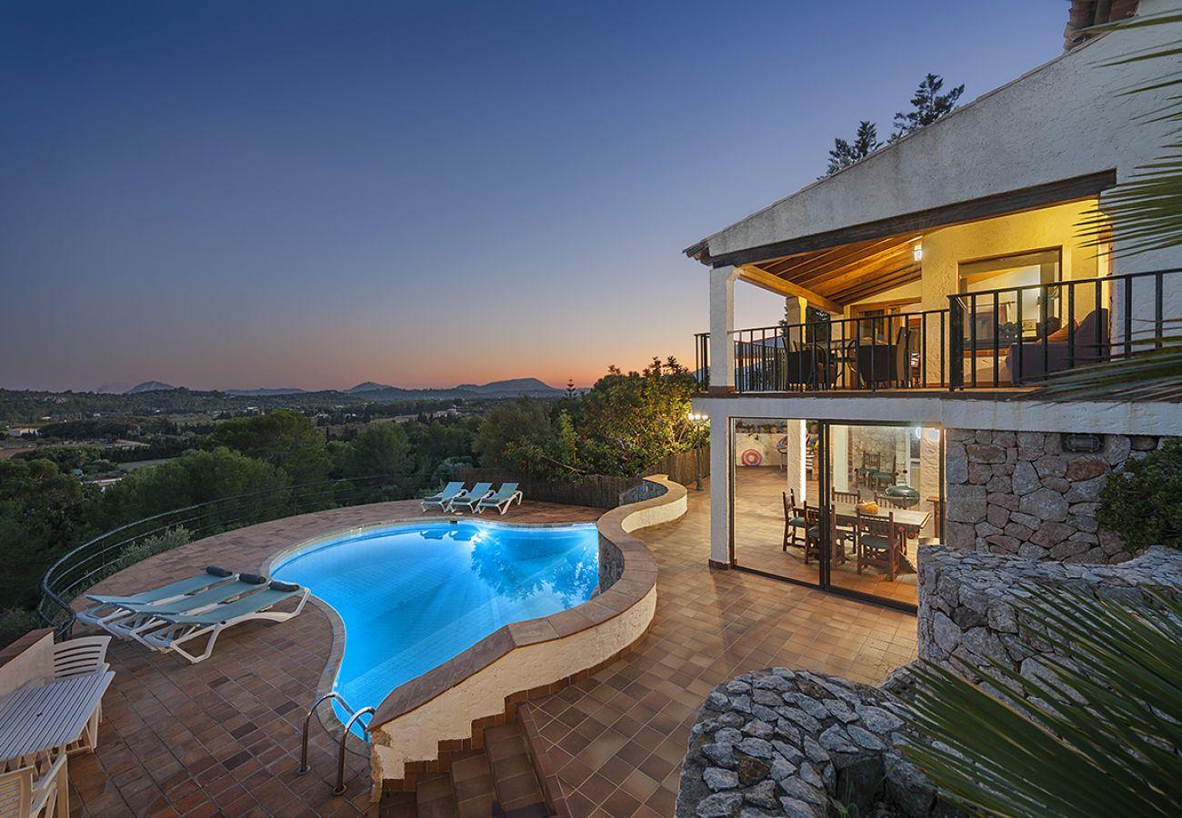 Villa en Port de Pollença - Casa Mir