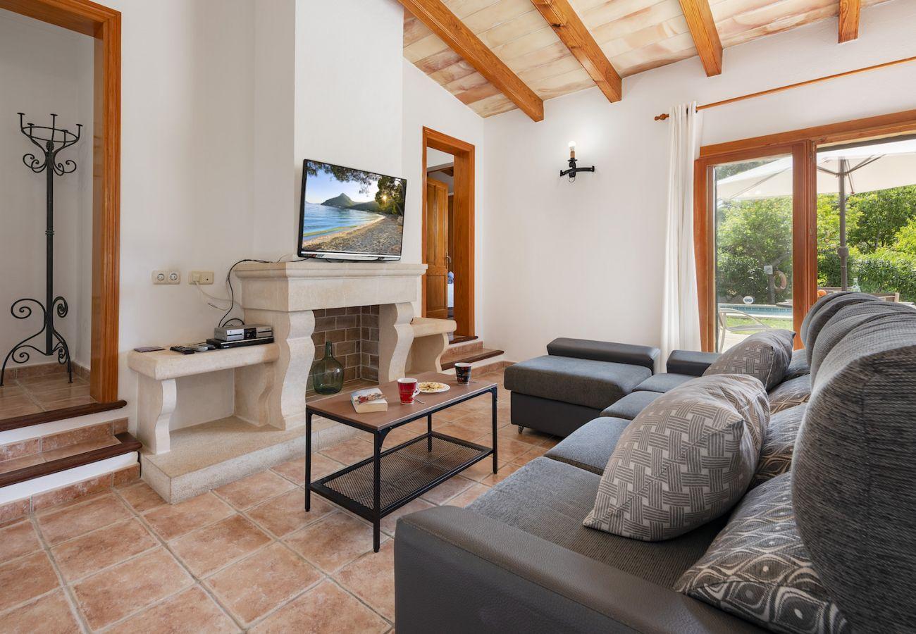 Villa en Pollensa - Villa Can Bach