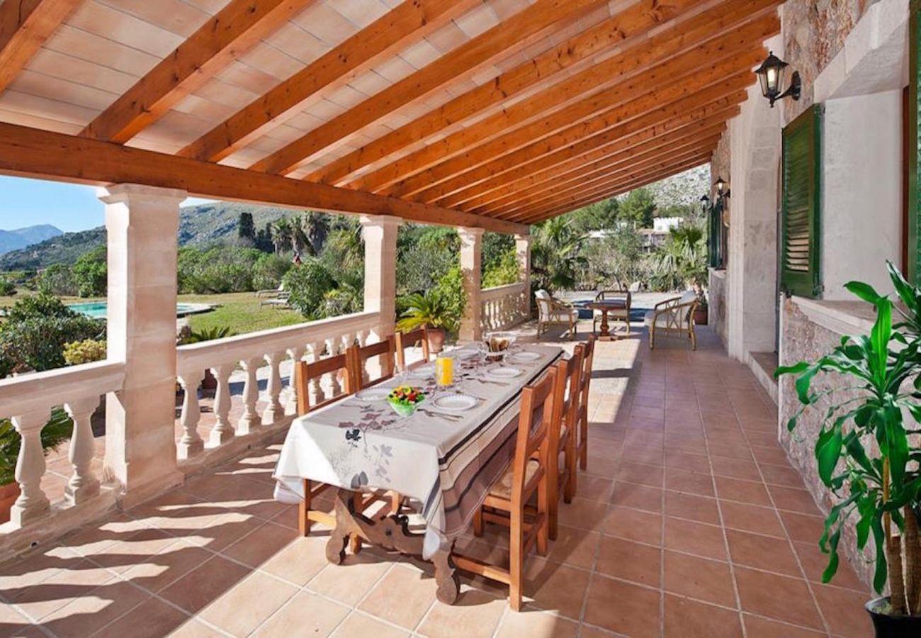 Villa en Port de Pollença - La Caseta