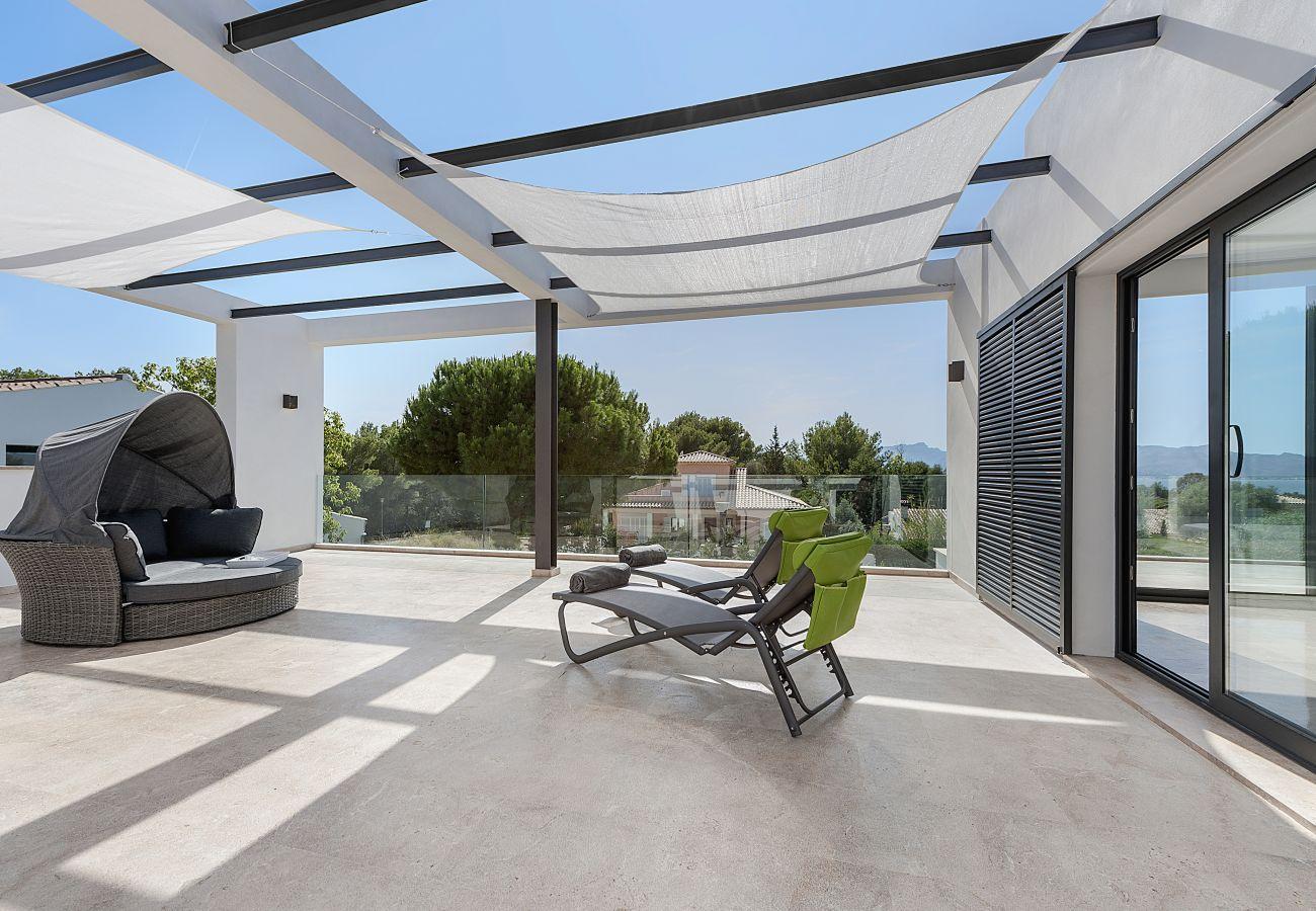Villa en Alcúdia - Roure