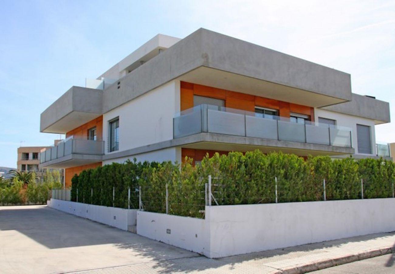 Apartamento en Port de Pollença - Penthouse Tomir