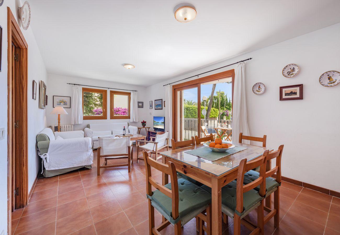 Apartamento en Port de Pollença - APARTMENT BUGANVILIA PB B