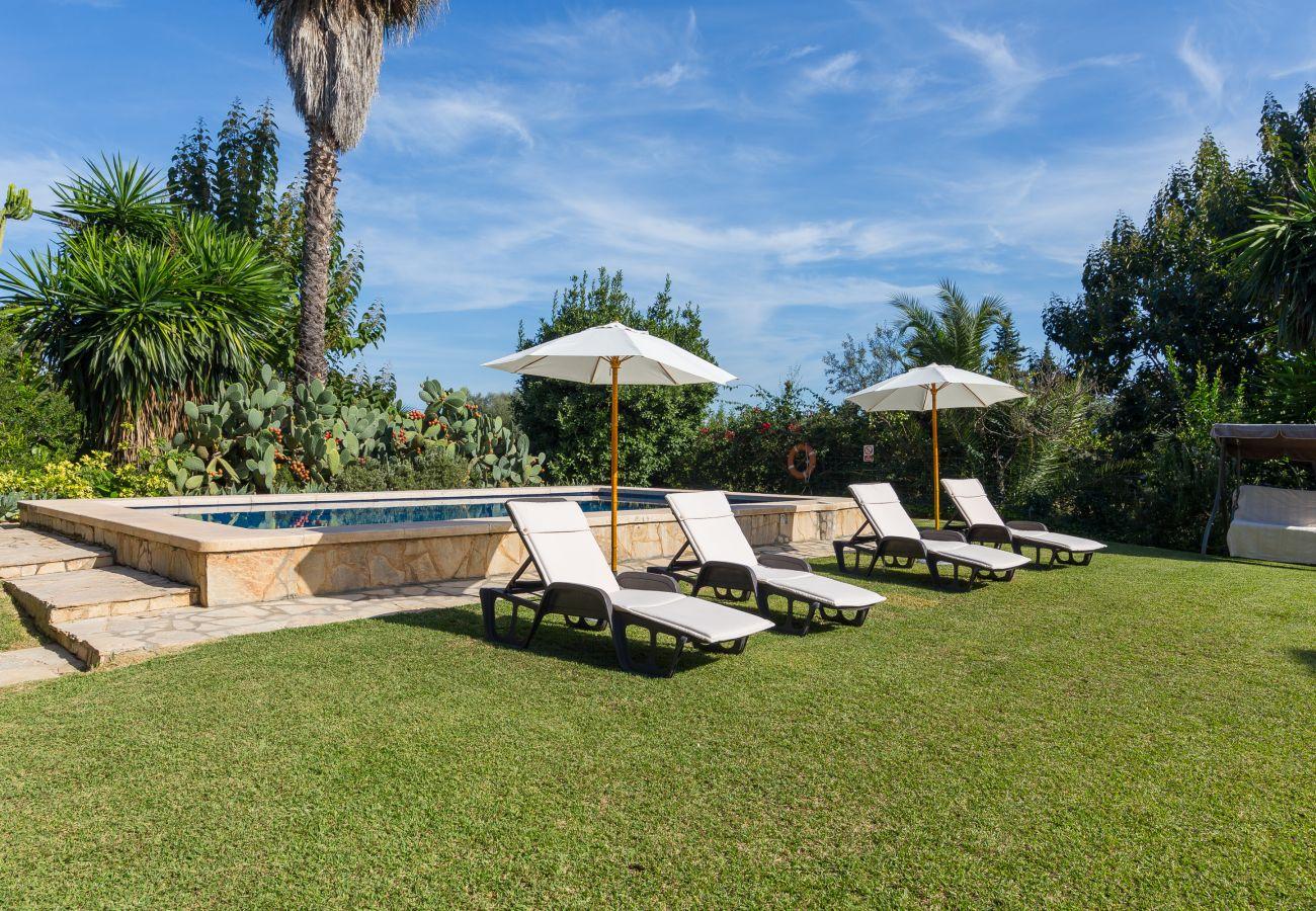 Villa en Pollensa - Finca Ca'n Roig