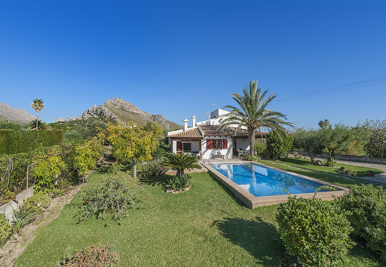 Villa in Port de Pollença - Can Deyá