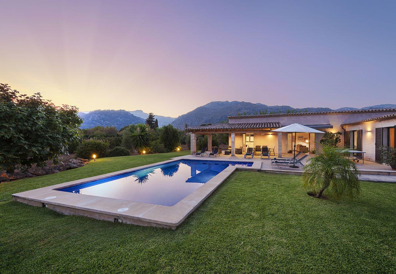 Villa in Pollensa - La Sort
