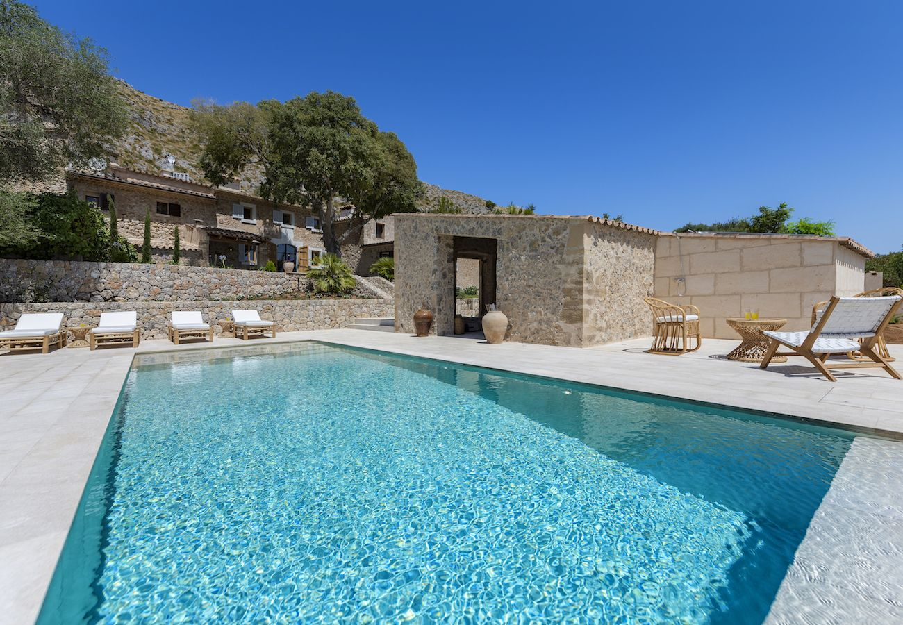Villa in Puerto Pollensa - Can Suau Petit