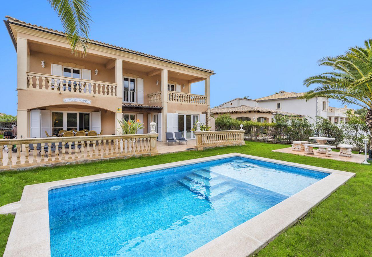Villa in Alcudia - Lago