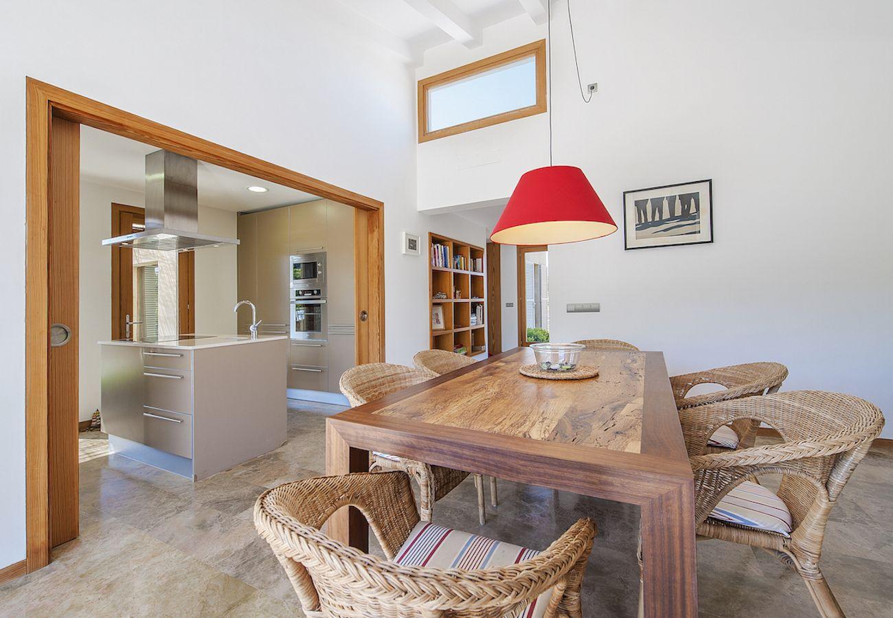 Villa in Pollensa - Cuxach