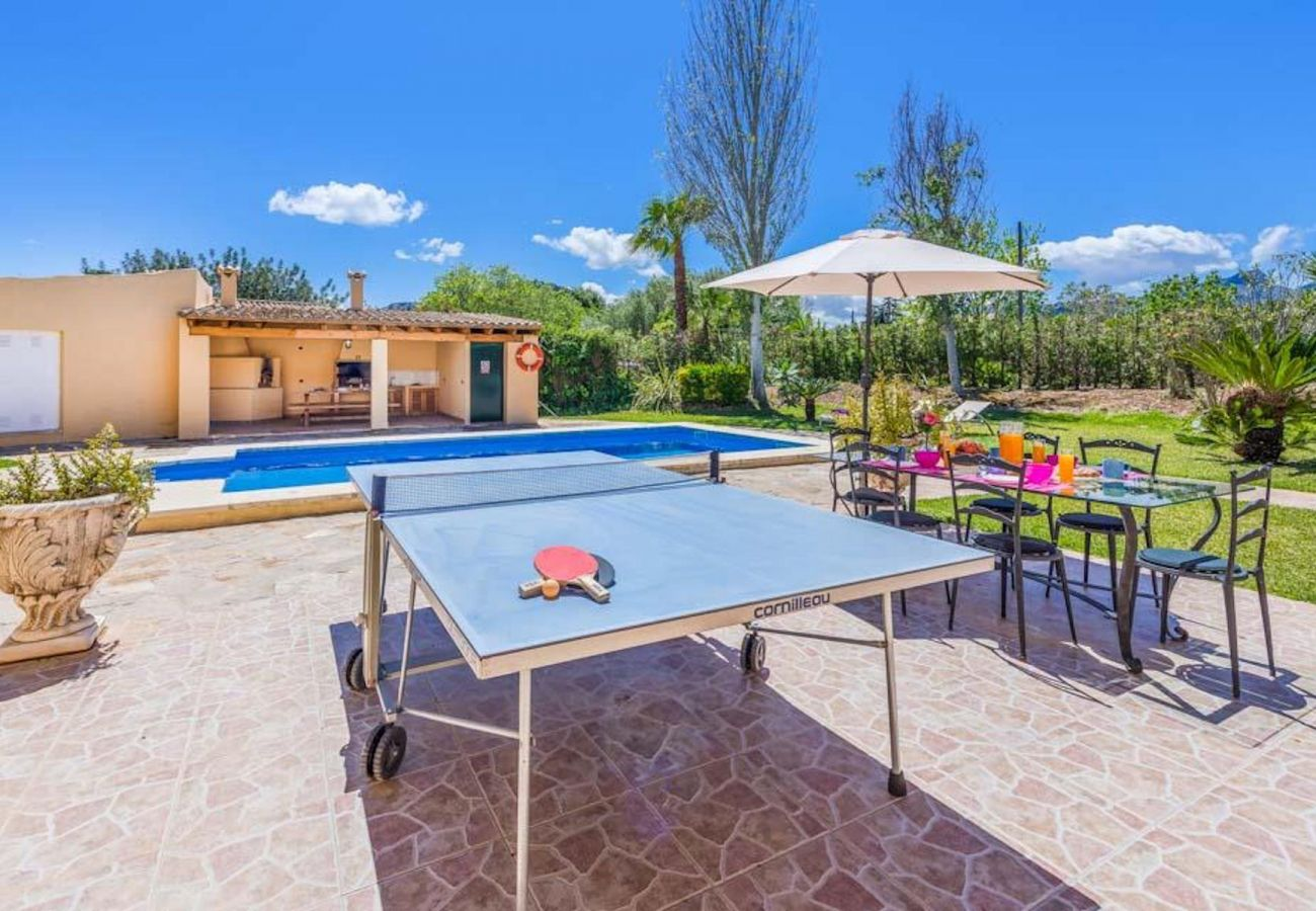 Villa in Pollensa - Villa Paz
