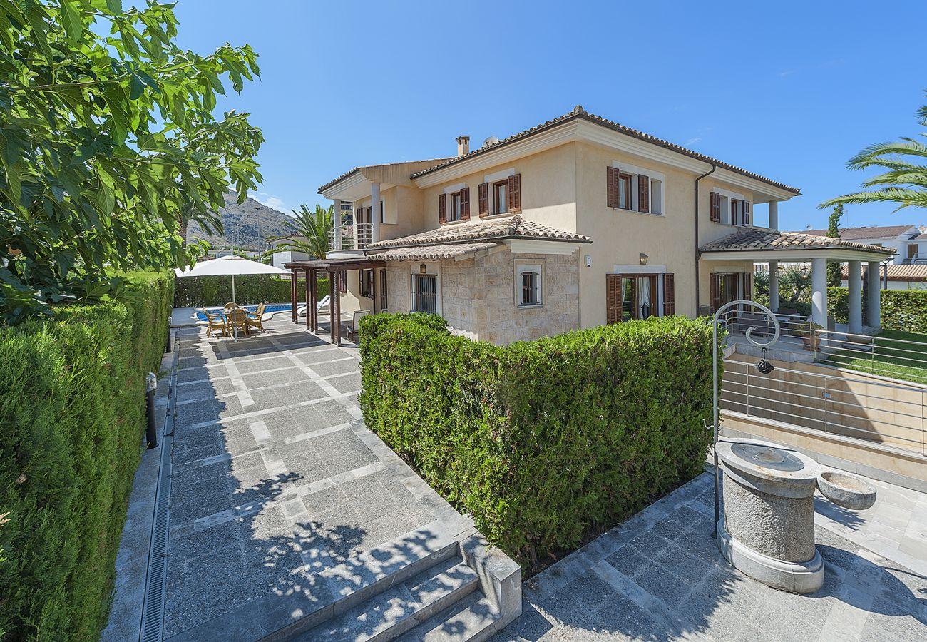 Villa in Alcudia - Villa Northern Star