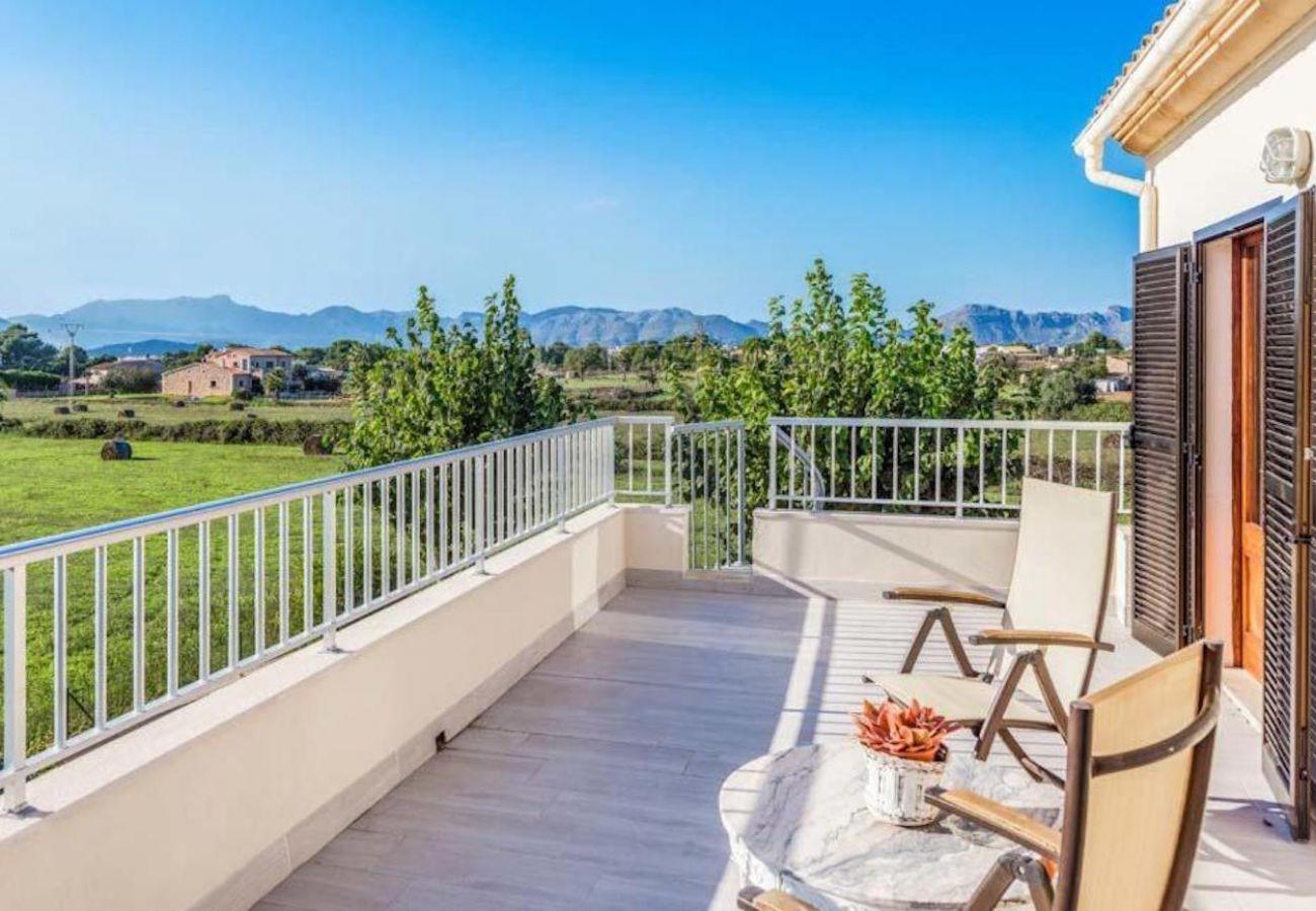 Villa in Alcudia - Villa Muralla