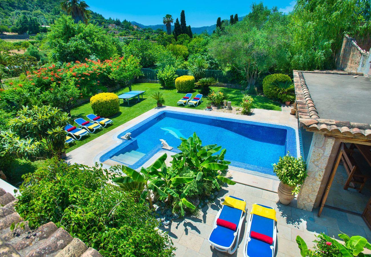 Villa in Pollensa - Villa Can Josep