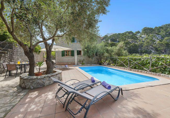 Villa/Dettached house in Selva - Villa Es Barracar