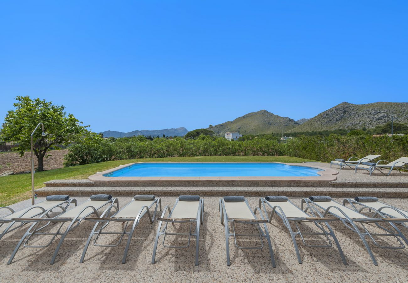 Villa in Port de Pollença - Can Dala