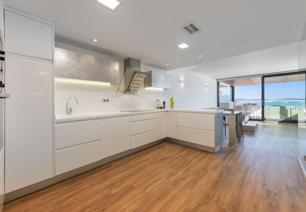 Apartment in Port de Pollença - Londres nº1