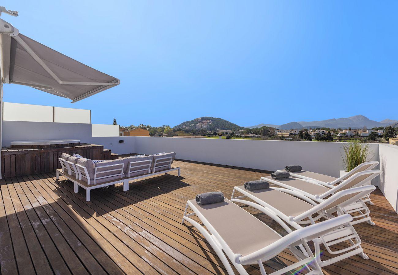 Apartment in Port de Pollença - Penthouse Tomir
