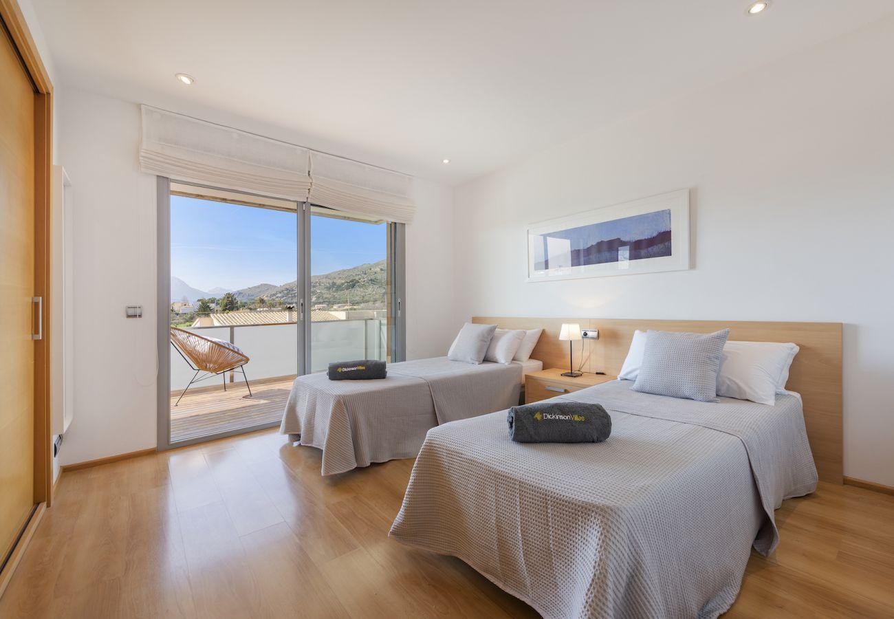 Apartment in Port de Pollença - Penthouse Tomir 1B