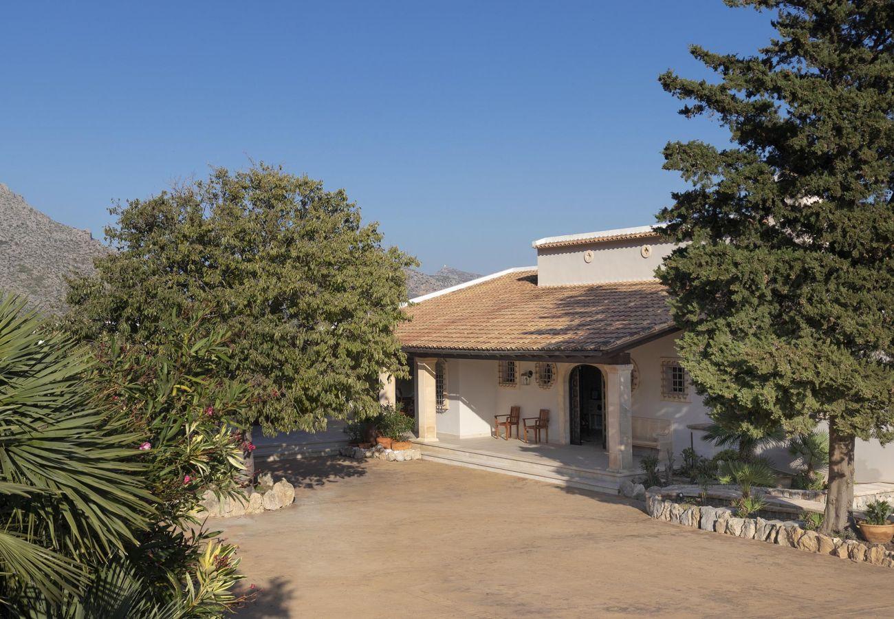 Villa in Pollensa - Villa Atalaya