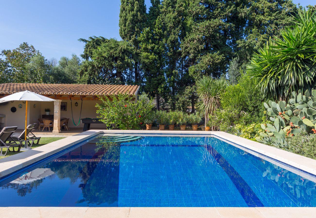 Villa in Pollensa - Finca Ca'n Roig