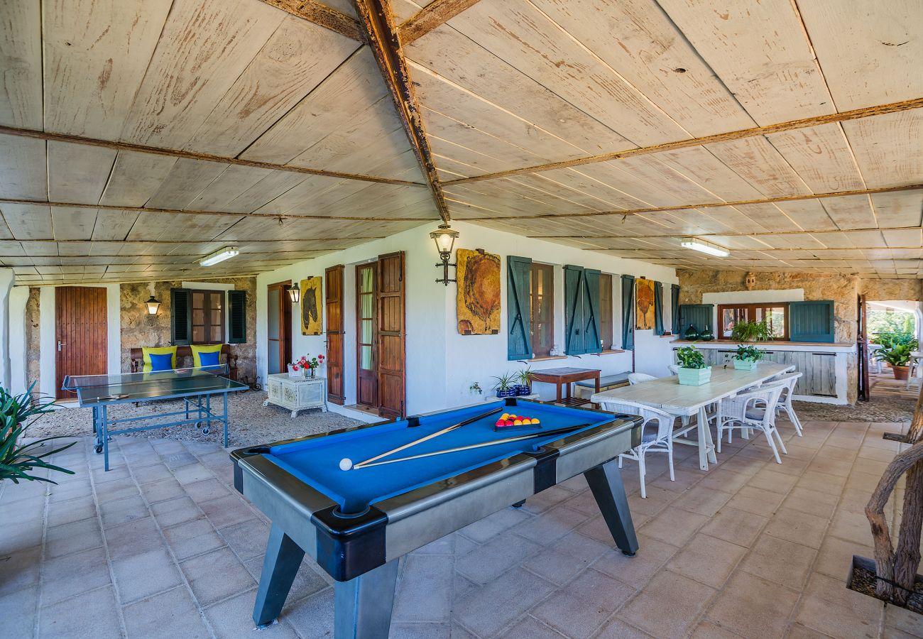 Villa in Pollensa - La Rota de Morell